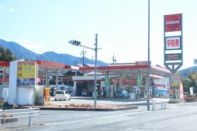 ガソリンスタンドまで500m