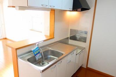 【キッチン】ラ・アンジュ