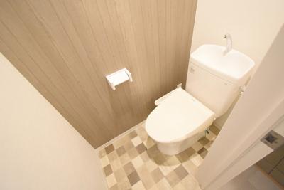 【トイレ】Y3ハウス(ワイスリーハウス)