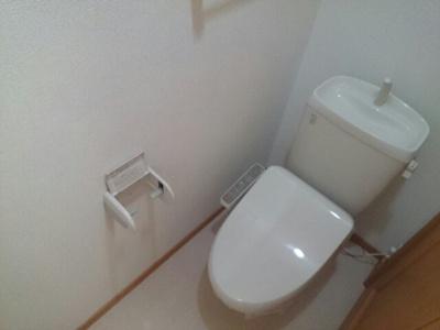 【トイレ】グラースアンジュⅡ