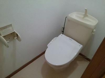 【トイレ】サンビーチ毛見Ⅰ