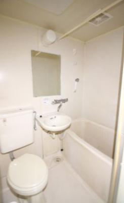 【浴室】バリーサイドハイツ
