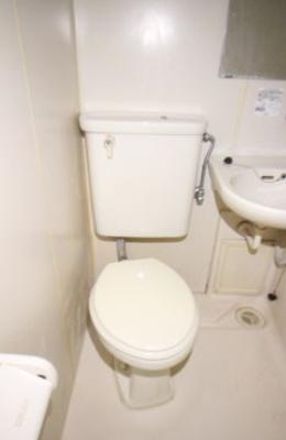 【トイレ】バリーサイドハイツ