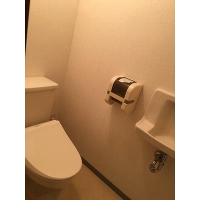 【トイレ】リエール市ヶ谷