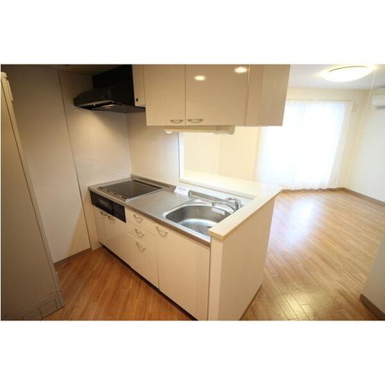 【キッチン】INFINITY双子山
