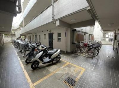 駐輪場 バイク置場