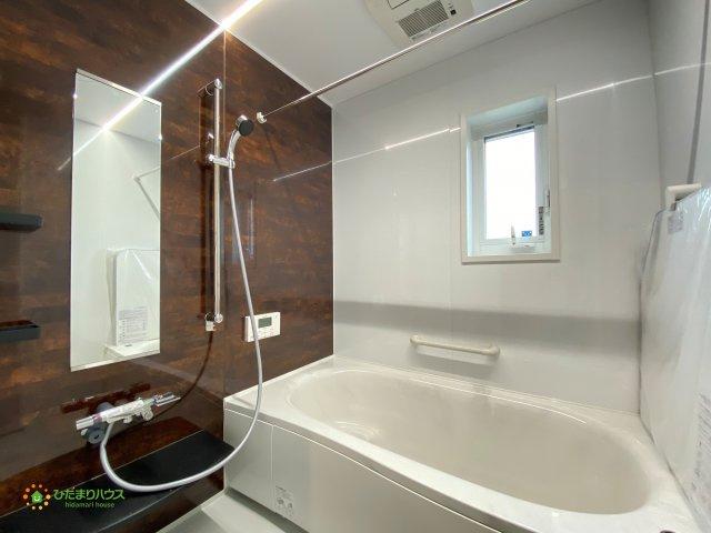 【浴室】白岡市白岡 新築一戸建て