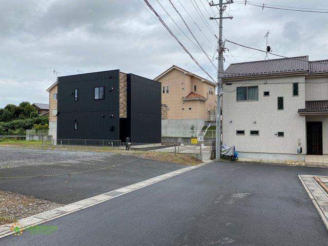 【前面道路含む現地写真】白岡市白岡 新築一戸建て