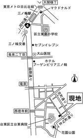 【地図】メゾン ド トビー