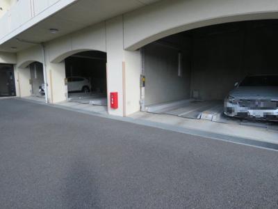 【駐車場】VILLA MARYSOL焼津
