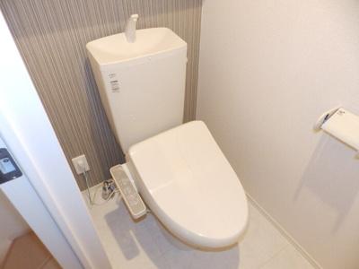 【トイレ】サンローズコートⅢ
