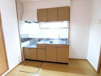 【キッチン】ピュアハウスB