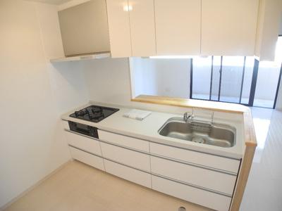 【キッチン】modern palazzo文教