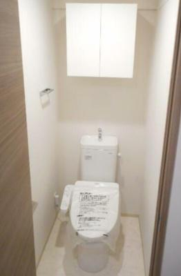【トイレ】スカイステージ築地(スカイステージツキジ)