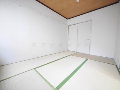 【寝室】フラット5