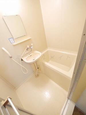 【浴室】フラット5