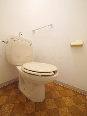 【トイレ】フラット5
