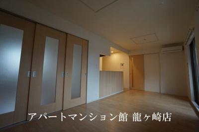 【キッチン】ヴィラフォレストD
