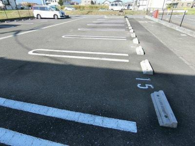 【駐車場】グリーンピース
