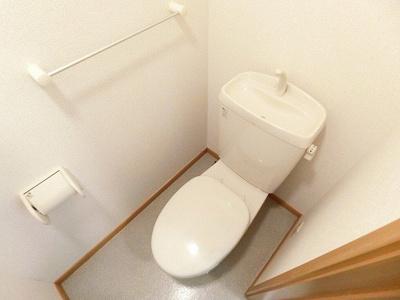 【トイレ】グリーンピース