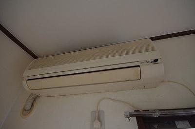 エアコン・別号室の写真です。