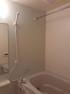 【浴室】コスモス花影壱番館