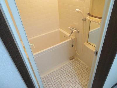 【浴室】ベルシャイン氷上