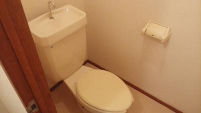 【トイレ】サンシティコスモA