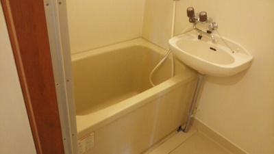 【浴室】サンシティコスモA
