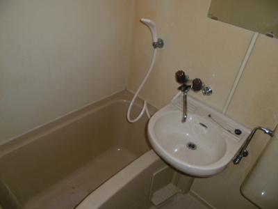 【浴室】カルム加賀屋