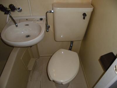 【トイレ】カルム加賀屋