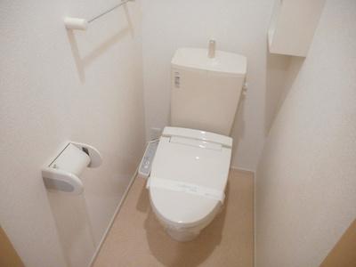 【トイレ】メゾン クラルテ