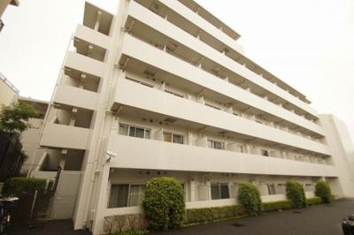 東急多摩川線「武蔵新田」駅より徒歩3分の駅近分譲賃貸マンションです