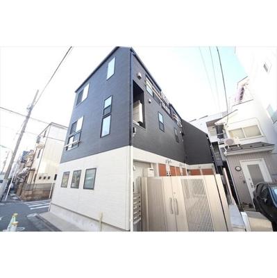 【外観】キングハウス蒲田