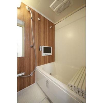 【浴室】キングハウス蒲田