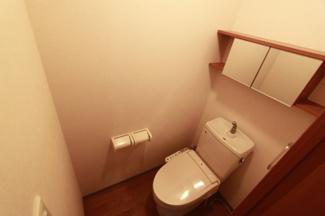 【トイレ】ビューハイム安の森