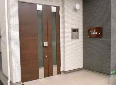 【エントランス】セノ-テ大泉学園A棟