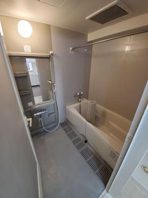 【浴室】ダイアパレスヒルトップ・エフ千葉寺駅前