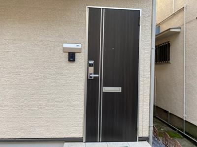 【玄関】石井荘