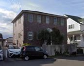 花見川区み春野1丁目 外壁タイル張り輸入住宅の画像