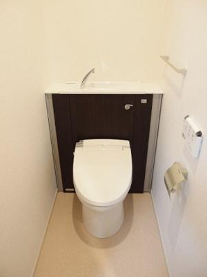 【トイレ】メトロポリタンコート日本橋