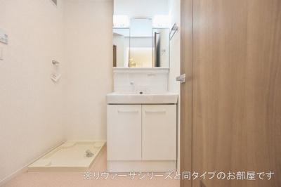 【洗面所】レオーネ Ⅰ
