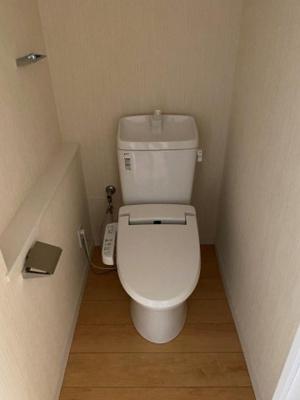 【トイレ】Fプランドール向島