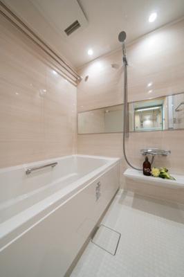 【浴室】エス・バイ・エルマンション錦糸町  4階 リ ノベーション済