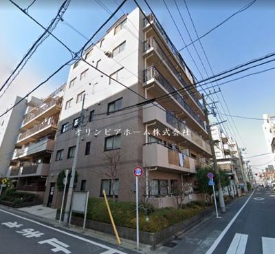 【外観】エス・バイ・エルマンション錦糸町  4階 リ ノベーション済