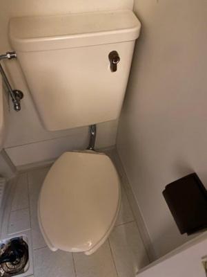 【トイレ】サンスティパレス