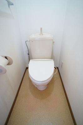 【トイレ】ベルコート馬橋