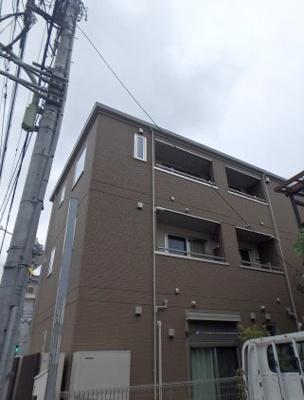 大鳥居駅徒歩10分のアパートです