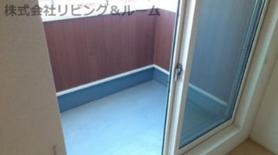 【バルコニー】CASA二本松3