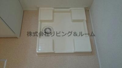 【洗面所】CASA二本松3